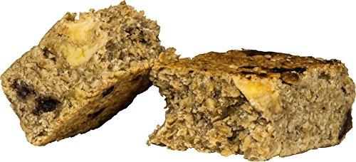 Oat Cake Energieriegel Apfel Zimt – Idealer Energy Weight Gainer und Muskelaufbau Booster oder als Protein Riegel Alternative, der Oatsnack mit Instant Oats zum Abnehmen 24x 125g Supplify mre epa
