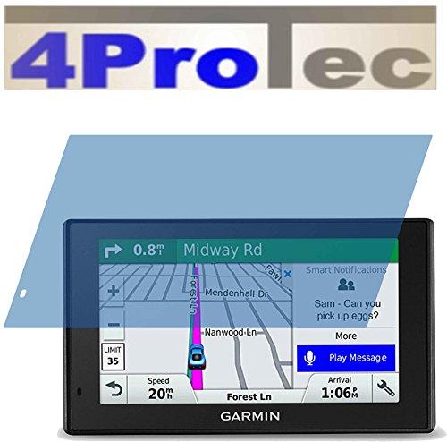 Zoll Garmin 7 Gps Bluetooth (2x GEHÄRTETE ANTIREFLEX matt Displayschutzfolie für Garmin DriveSmart 51 LMT-S Bildschirmschutzfolie)