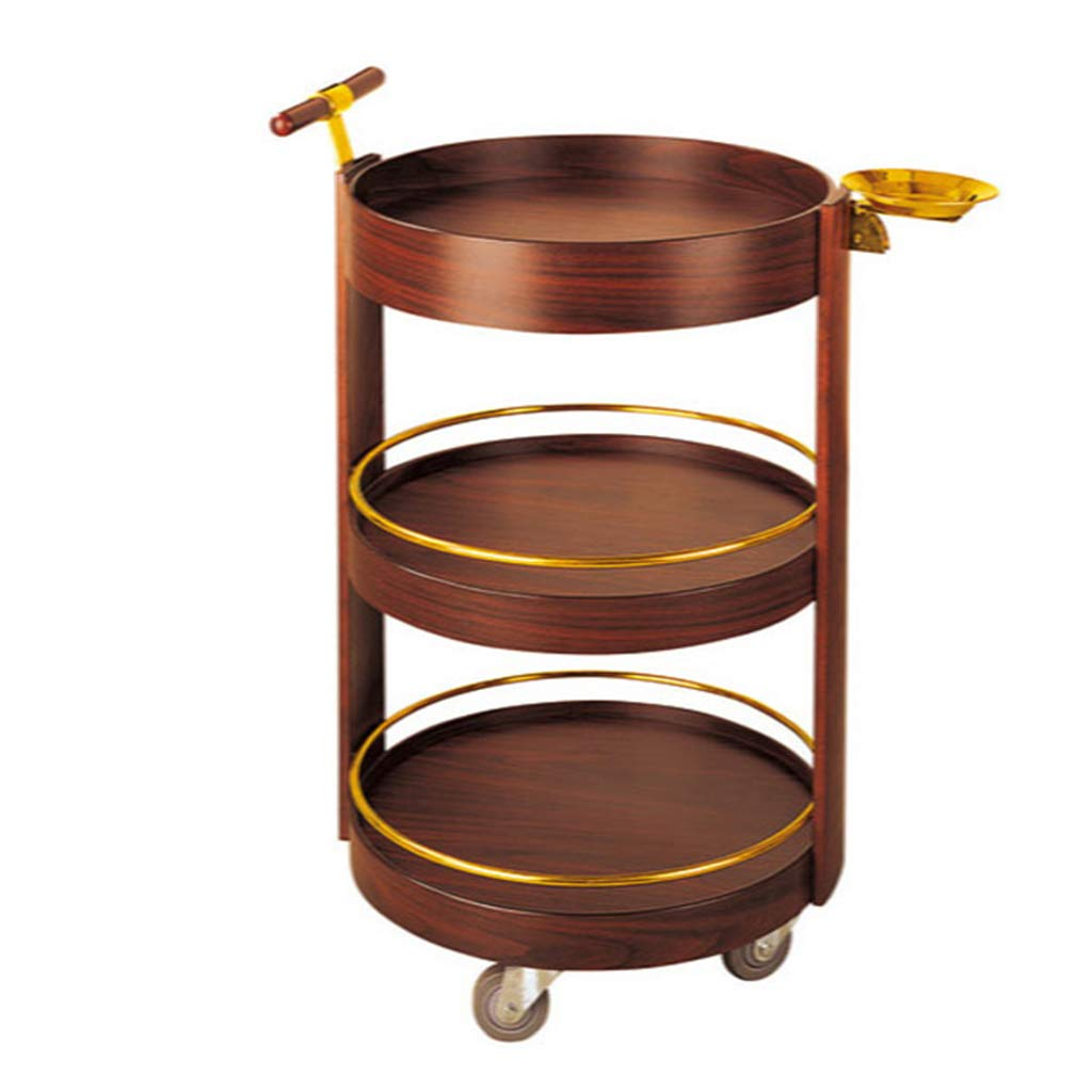 Carrello da Cucina in Legno Isola Cucina, Funzionale Funzionale mobili per  la casa, luoghi di Fascia Alta Bar Sala da Pranzo panetteria tè caffè ...