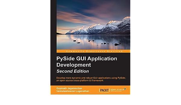 Pyside Gui Application Development Pdf