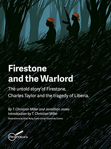 firestone-and-the-warlord-kindle-single-english-edition