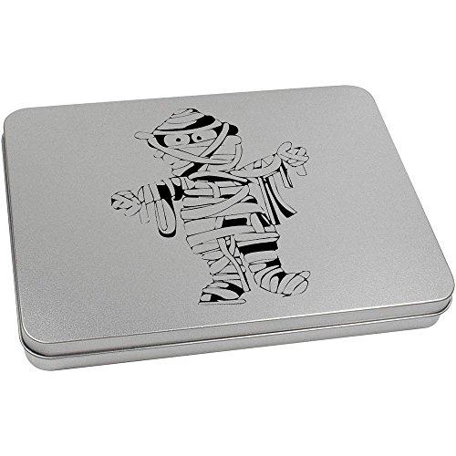 'Mumie' Blechdose / Aufbewahrungsbox (TT00000801) (Mumie Make Up)