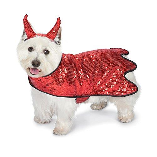 Hund, Teufel Kostüm bei Kostumeh.de