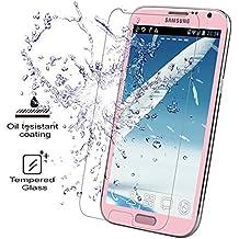 CABLING® 1 Vitre Trempé de protection d'écran pour Samsung Galaxy Note 2 N7100/ N7105