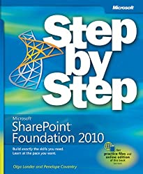 Microsoft SharePoint Foundation 2010 Step by Step (Step by Step (Microsoft))