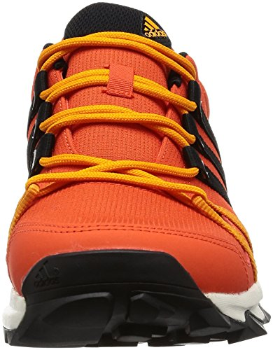adidas Herren Tracerocker Traillaufschuhe, Blau Arancione (Energi/Negbas/Narbri)
