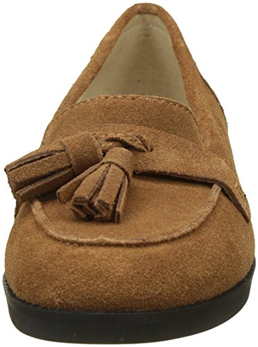 Hush Puppies Amya, Mocassini Donna Marrone (Marron Clair)