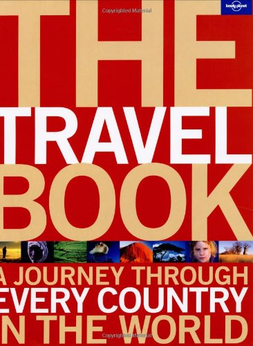 The travel book 1: A Journey Through Every Country in the World (City guide)