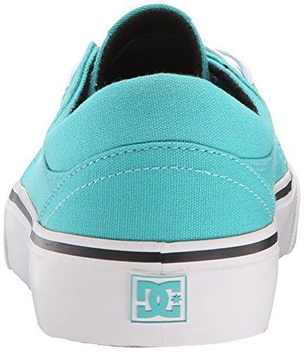 DC - Trase Tx J Shoe Bkw, Sneaker basse Donna Foglia di tè