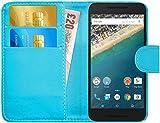 G-Shield LG Google Nexus 5X Hülle mit Kartenfach