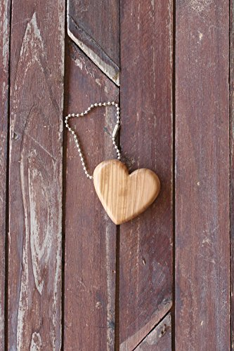 fair-trade-hand-carved-olive-wood-heart-keychain
