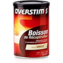 Overstims Boisson de Recuperación 400 gr - Vainilla