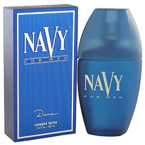 Navy Cologne Spray (Dana Navy Cologne Spray for Men, 3.4 Fluid Ounce by Dana)