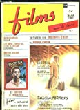FILMS N° 32 MARS 1985. SOMMAIRE: EXCLUSIF HERBIE HANCOCK, LES NOIRS, L ARMEE US, LE...