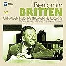 Britten Chamber & Instrumental Works