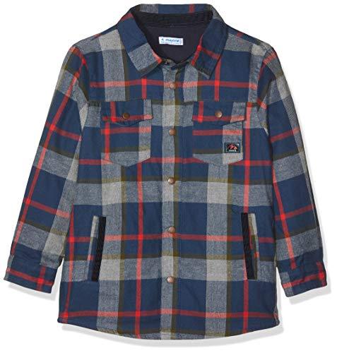 Mayoral 4136, Camisa Niños, Azul Damasco