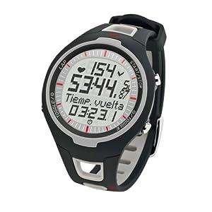 Sigma PC 15.11 Cardiofrequenzimetro, Cronometro, colore: Grigio