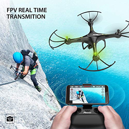 Zoom IMG-3 potensic drone con telecamera quadricottero