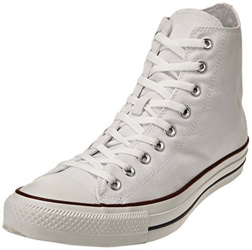 Converse Chuck Taylor All Star Core Hi, Baskets mode homme Blanc (Blanc Optical)