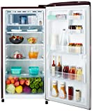 LG 215 L 3 Star Direct-Cool Single Door Refrigerator (GL-B221ASAW.DSAZEBN, Scarlet Aster)