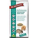 Mr Johnson's Advance Hamster and Gerbil Food, 750 g
