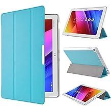 IVSO ASUS ZenPad 10 (2015 Version) Slim Smart Cover Funda Ultrafina y ultraligero Slim Smart Cover F