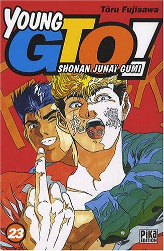 Young GTO - Shonan Junaï Gumi Vol.23