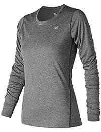 New Balance Women's Camiseta Para Correr - AW16