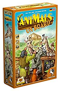 Pegasus Spiele 54566G - Animals on Board