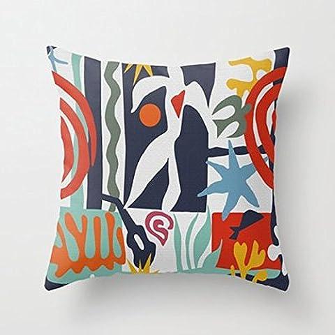 My Honey Taie d'oreiller inspiré au Matisse Couvre-lit Taie d'oreiller par Chicca Bessofor votre maison