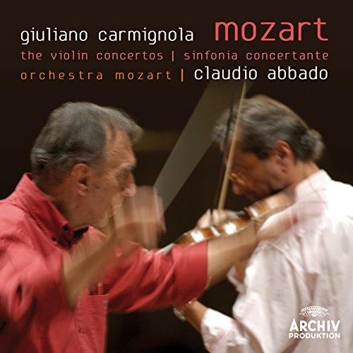 Mozart: The Violin Concertos; ...