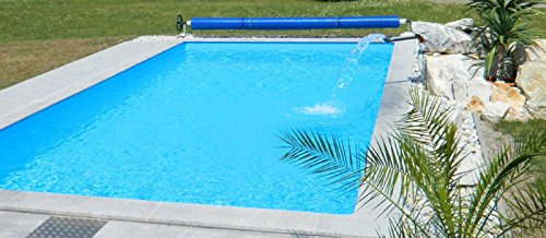 Steinbach Massivpool, Bausatz Highlight 1, blau, 600 x 300 x 150 cm, 27000 L, 016280