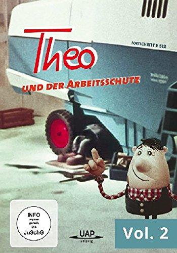 Theo Vol. 2 - Theo und der Arbeitsschutz