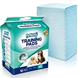 Pack of Puppy Dog Toilet Training Pads - Highly Absorbent Mats to protect