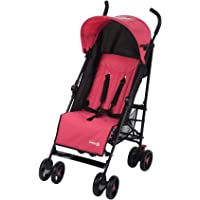 Safety 1st 1131516000 Rainbow Poussette Canne Multi Positions Pink Moon
