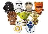 Hallmark Star Wars Itty Bitty Set of 9 Soft Toys