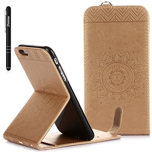 custodia flip base x iphone 6