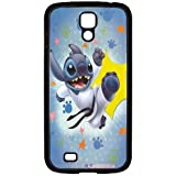 S4 i9000 Funda,Excellent Protection,Provides protection and prevents scratches,pc black Funda for samsung S4 i9000,Lilo And Stitch JZZDEJZW017926