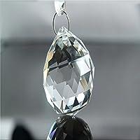 xiangshang shangmao 10Pcs löschen Kristallbeleuchtung-Kugel-Prismen, die hängenden Hochzeits-Vorhang-Dekor hängen preisvergleich bei billige-tabletten.eu
