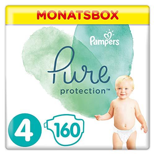 Pampers Pure Protection 81690519 pannolino usa e getta Ragazzo/Ragazza 4 160 pezzo
