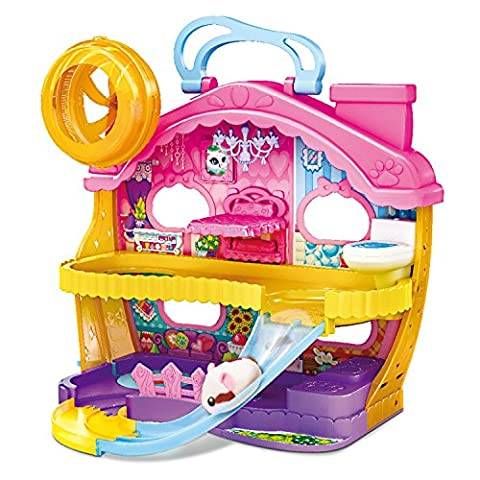 Hamster In A House - 6031573 - Playset Grande Maison
