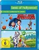 Wolkig mit Aussicht auf Fleischbällchen/Planet 51 - Best of Hollywood/2 Movie Collector's Pack [Blu-ray]