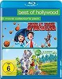 Wolkig mit Aussicht auf Fleischbällchen/Planet 51 - Best of Hollywood/2 Movie Collector's Pack [Blu-ray]