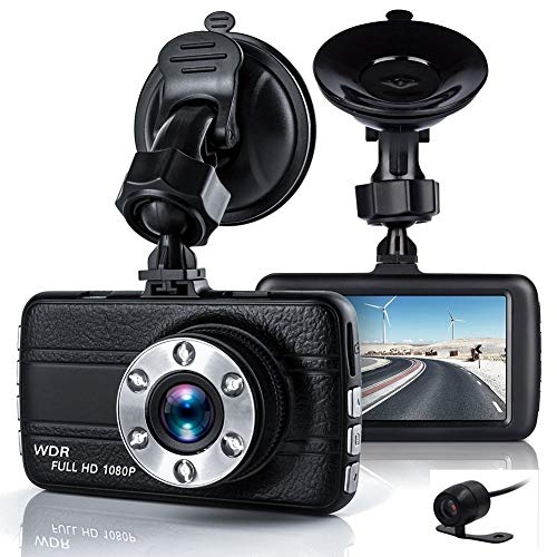 Coogel ONEWELL Dash Cam, 3