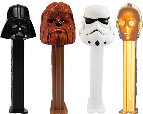 star-wars-pez-dispenser-with-two-refils-sold-singly-only-one-character-supplied-at-random
