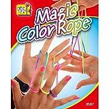 Unbekannt Fingertwist Rainbow Rope Jeu de filaments Multicolore
