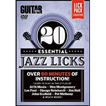 Guitar World - 20 Essential Jazz Licks: Over 60 Minutes of Instruction!