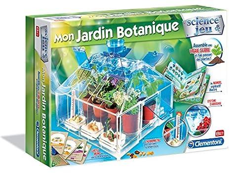 Clementoni - 52110-Mon jardin botanique-Jeu scientifique