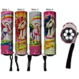Unicorn Mini Torch with Assorted Designs–Price For 1Each