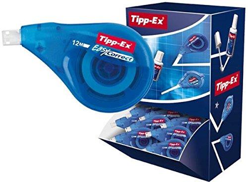 Korrekturroller Tipp-Ex® Easy Correct, 4,2mm breit, 12m lang, Bandfarbe weiß